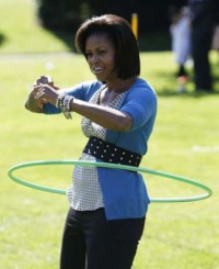 Perhaps a hula-hoop initiative.