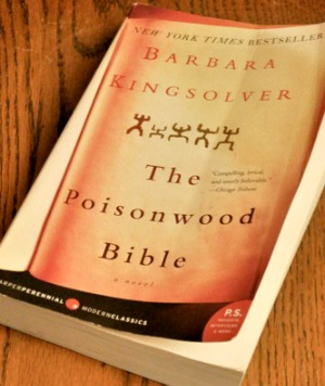 Poisonwood Bible book
